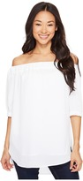 MICHAEL Michael Kors Off Shoulder Top Women's Clothing