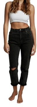 Cotton On Women's Stretch Mom Jeans