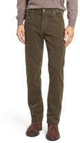 Bugatchi Men's Slim Fit Corduroy Pants