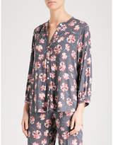 Eberjey Veranda jersey pyjama top