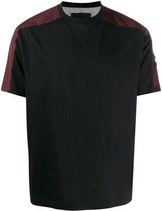 Prada two-tone T-shirt