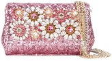 Dolce & Gabbana Anna clutch - women - Polyester/PVC/metal/glass - One Size