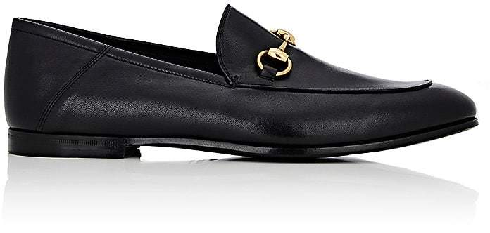 Gucci Men's Brixton Leather Loafers