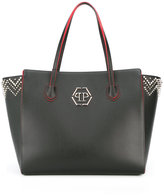 Philipp Plein Revenge tote - women - Leather - One Size