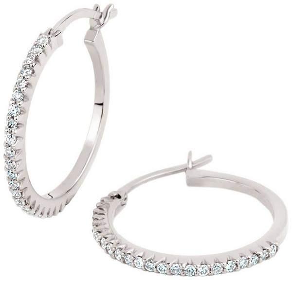 b236a9aea5b21e Tiny Diamond Stud Earrings - ShopStyle UK