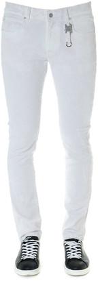 Alyx White Cotton Denim Jeans