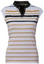 Women's Nancy Lopez Sense Sleeveless Golf Polo