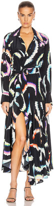 A.L.C. Amaya Dress in Midnight Multi | FWRD