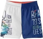 3 Pommes 3Pommes Boys Swimwear Trunks