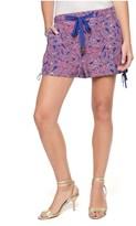 Juicy Couture Silk Ipanema Paisley Short