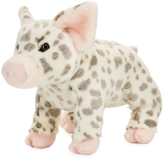 Douglas Pauline Spotted Pig Plush Toy, 12""
