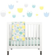Babyletto 'Garden' Mini Crib Sheet, Changing Pad Cover, Stroller Blanket & Wall Decals
