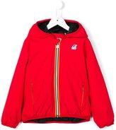 K Way Kids waterproof down jacket