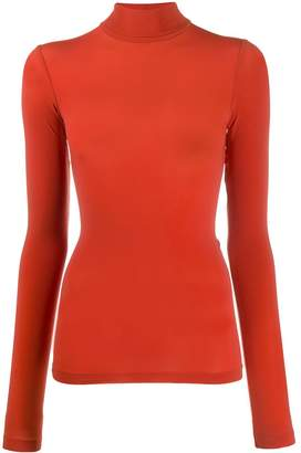 Wolford Buenos Aires roll-neck jumper