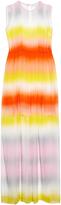 Jonathan Saunders Devana silk-crepe maxi dress