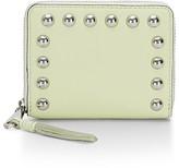 Rebecca Minkoff Mini Ava Zip Bag Wallet With Studs
