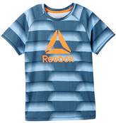 Reebok Printed Tee (Big Boys)