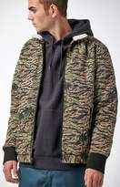 The Hundreds Cedar Camouflage Jacket
