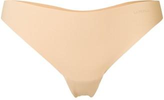 La Perla Second Skin seamless thongs