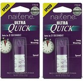 Nailene Ultra Quick Nail Glue (Pack of 2)...
