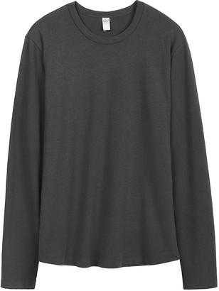 Alternative Hemp-Blend Long Sleeve T-Shirt