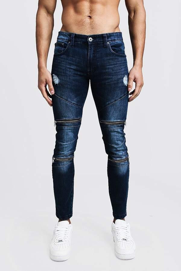 19286b2f0dda boohoo Slim Jeans For Men - ShopStyle Canada