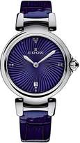 Edox Women's 57002 3C BUIN LaPassion Analog Display Swiss Quartz Watch