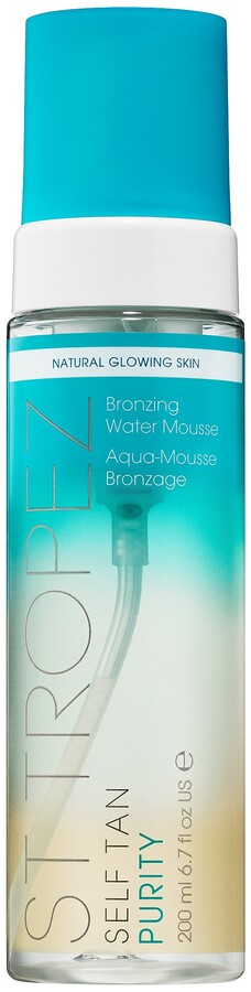 After Sun Skin Care St Tropez Purity Self Tan Water Mousse 50ml,