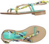 MSGM Thong sandals