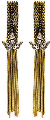 One Kings Lane Alpinia Drop Earrings