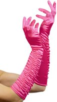 Fever Women's Temptress Glove Long 46Cm 18 Inches In Display Pack