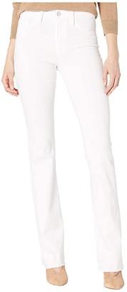 Joe's Jeans Hi (Rise) Honey Curvy Bootcut in White (White) Women's Jeans