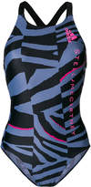 adidas by Stella McCartney Training printed swimsuit and cap