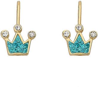 Little Miss Twin Stars Molly Glitz Pretty Princess Enamel Earrings