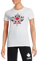 Canadian Paralympic Committee Women's Canadiana T-Shirt
