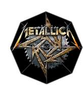 Custom Umbrella Fashion Design Umbrella Custom Music Band Metallica Umbrella For Man And Women