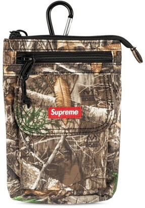 Supreme Camouflage Shoulder Bag