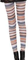 DEHANG Women Stretch Skinny Tribal Print Leggings Pants Footless