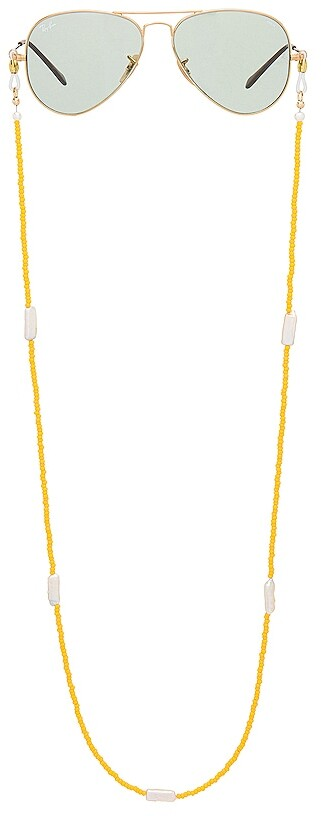 Thumbnail for your product : DONNI Bead Pearl Sunny Chain