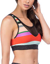 Trina Turk Mod Stripe Sports Bra