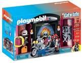 Playmobil Bike Shop Play Box