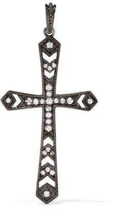 De Jaegher Seventh Heaven cross pendant