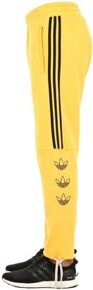adidas TOURNEY TREFOILS COTTON SWEATPANTS
