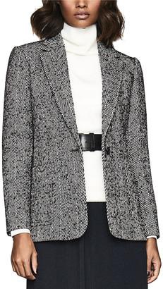 Reiss Tori Wool-Blend Jacket