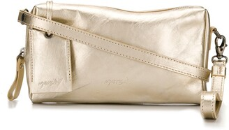 Marsèll Metallic Leather Clutch