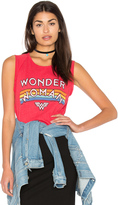 Junk Food Clothing Wonder Women Tank