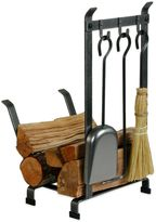 Enclume Hearth Log Rack with Tools