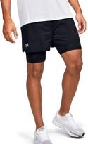 Under Armour Men's UA Qualifier Speedpocket 2-in-1 Shorts