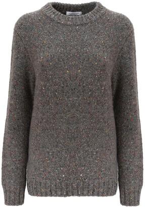 Gabriela Hearst Cashmere Knit Crewneck Sweater