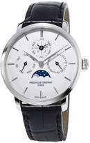 Frederique Constant 42mm Slimline Perpetual Calendar Manufacture Watch